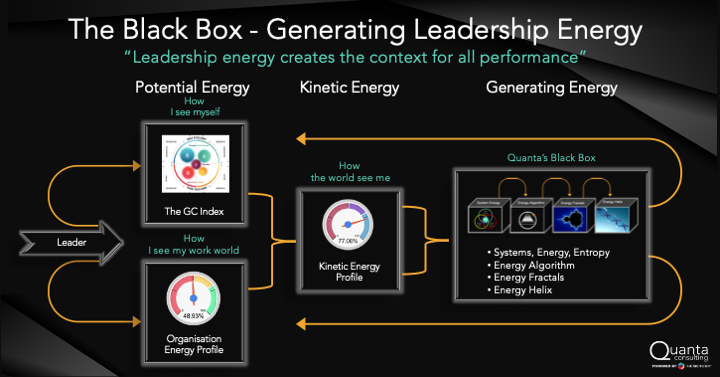 The Black Box - Quanta's Scientific Toolkit for Generating High Energy Leaders and Teams